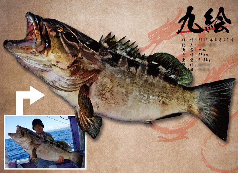 デジタル魚拓